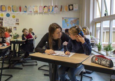 Leidse Houtschool - Oog voor het individu